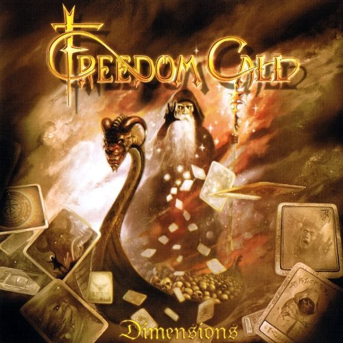 Freedom Call - Dimеnsiоns [Limitеd Еditiоn] (2007)