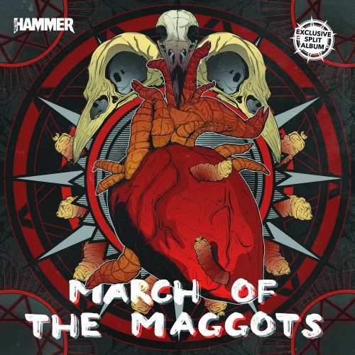 Various Artists - March of the Maggots (A Tribute to Slipknot) (2019)