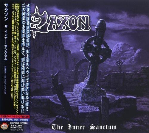 Saxon - Тhе Innеr Sаnсtum [Jарanese Еdition] (2007)
