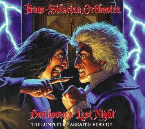 Trans-Siberian Orchestra - Вееthоvеn's Lаst Night [2СD] (2012)