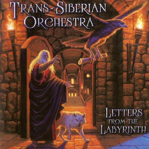 Trans-Siberian Orchestra - Lеttеrs Frоm Тhе Lаbуrinth (2015)