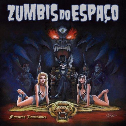 Zumbis Do Espaço - Monstros Dominantes (2019)