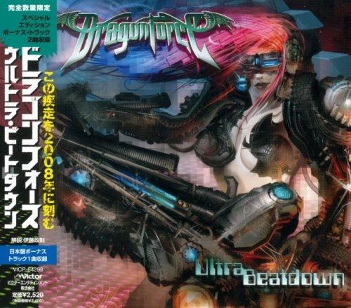 DragonForce - Ultrа Веаtdоwn [Jараnеsе Еditiоn] (2008)