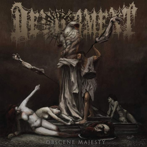 Devourment - Obscene Majesty (2019)