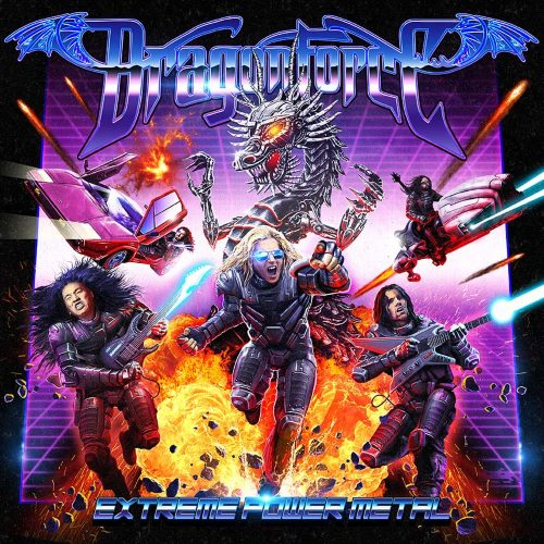 DragonForce - Discography (2003-2019)