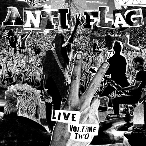 Anti-Flag - Live, Vol. 2 (2019)