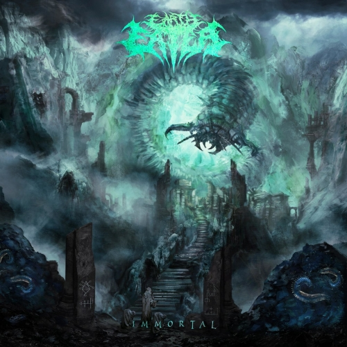 Earth Eater - Immortal (EP) (2019)