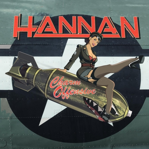 Hannan - Charm Offensive (EP) (2019)