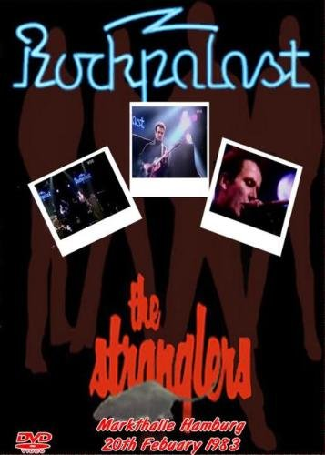 The Stranglers - Rockpalast- Live in Hamburg 1983
