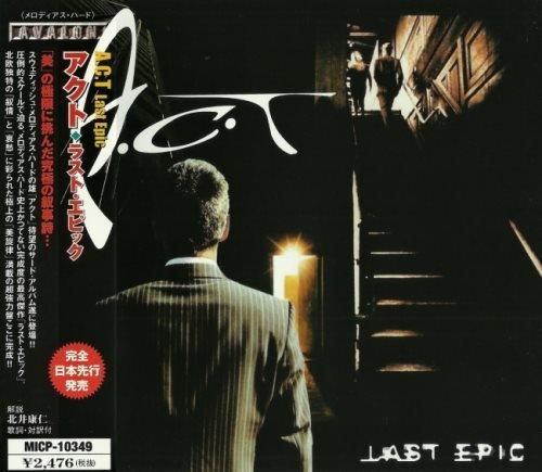 A.C.T - Lаst Ерiс [Jараnеsе Еditiоn] (2003)