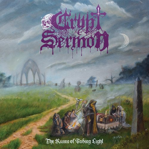 Crypt Sermon - The Ruins Of Fading Light (2019)