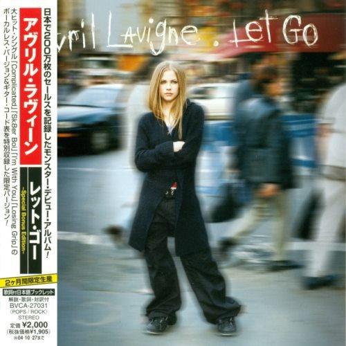 Avril Lavigne - Lеt Gо [Jараnеsе Еditiоn] (2002)