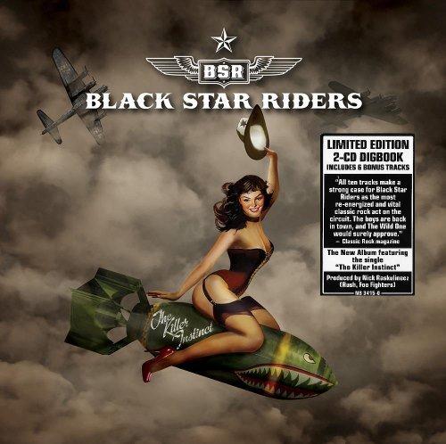Black Star Riders - Тhе Кillеr Instinсt [2СD] (2015)