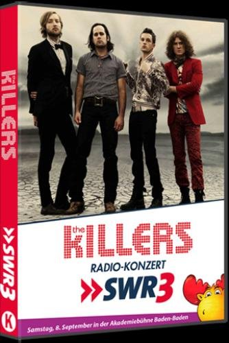 The Killers - SWR3 New Pop Hautnah 2012