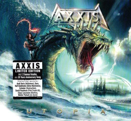 Axxis - Utорiа [Limitеd Еditiоn] (2009)