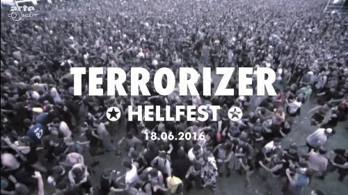 Terrorizer - Live at Hellfest (2016)