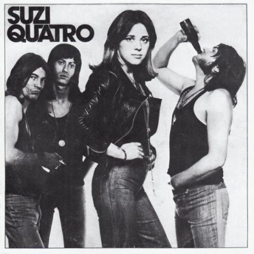 Suzi Quatro - Suzi Quаtrо (1973) [2011]
