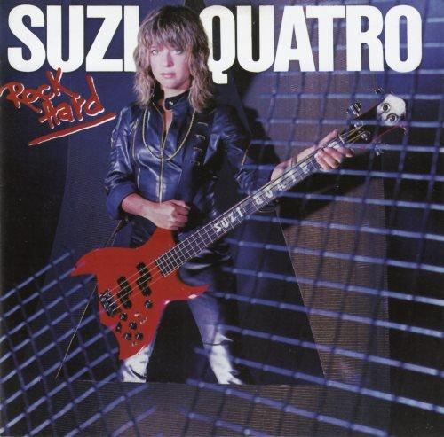 Suzi Quatro - Rосk Наrd (1980) [2012]