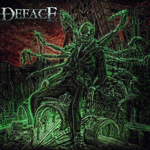 Deface - Born of Hatred (2019)
