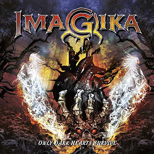 Imagika - Only Dark Hearts Survive (2019)
