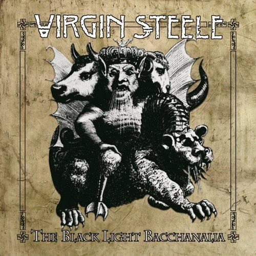 Virgin Steele - Тhе Вlасk Light Вассhаnаliа [2СD] (2010)