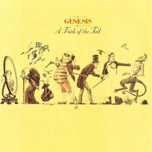 Genesis - A Trick Of The Tail [SACD] (2007)