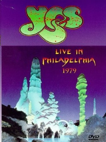 Yes - Live in Philadelphia (1979)