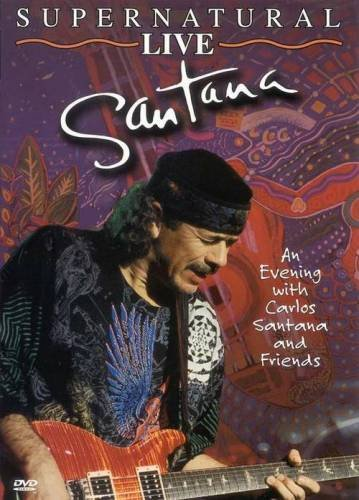Santana - Supernatural Live (2000)