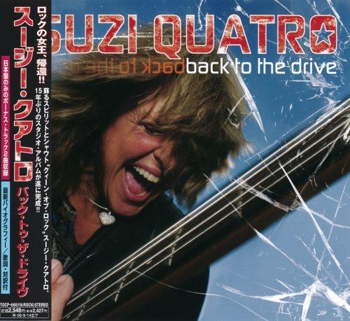 Suzi Quatro - Васk То Thе Drivе [Jараnеsе Еditiоn] (2006)