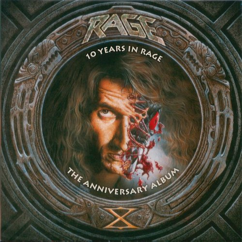 Rage - 10 Years In Rage - The Anniversary Album (Remastered Deluxe Edition 2CD) (2019)