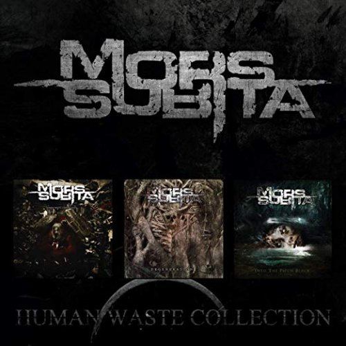 Mors Subita - Human Waste Collection (3CD) (2019)