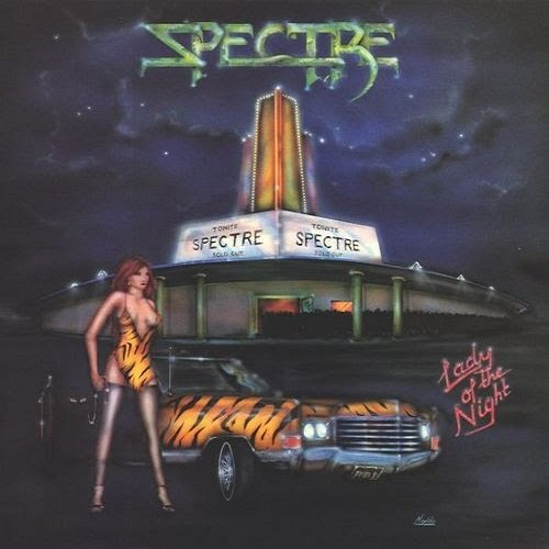 Spectre - Lady Of The Night (1985)