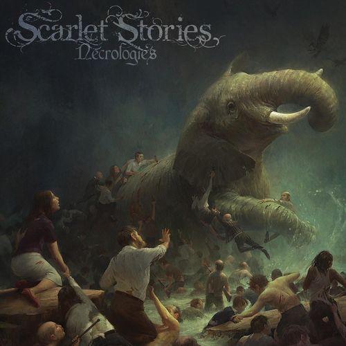 Scarlet Stories - Necrologies (2019)
