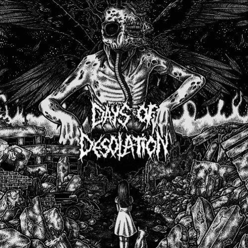 Days Of Desolation - Days Of Desolation (2013)