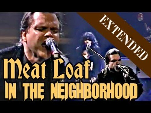 Meat Loaf - Live in The Neighbourhood (1999)