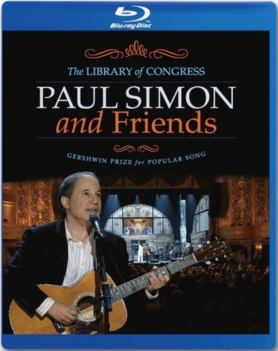 Paul Simon and Friends - The Library of Congress Gershwin Prize for Popular Song (2009)
