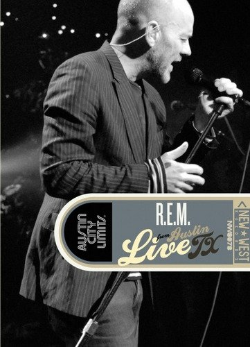 R.E.M. - Live From Austin 2008 (2010)