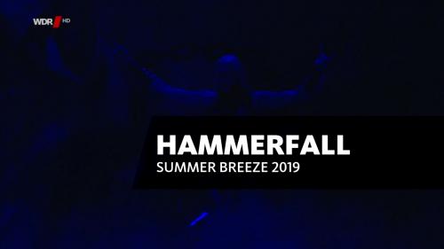 HammerFall - Summer Breeze (2019) (HDTV, 720p)