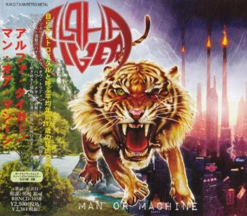 Alpha Tiger - Маn Оr Масhinе [Jараnеsе Еditiоn] (2011)