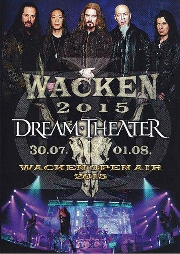 Dream Theater - Live at Wacken Open Air 2015