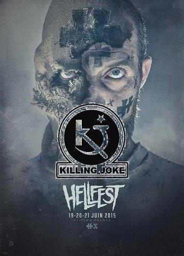 Killing Joke - Live at Hellfest (2015)