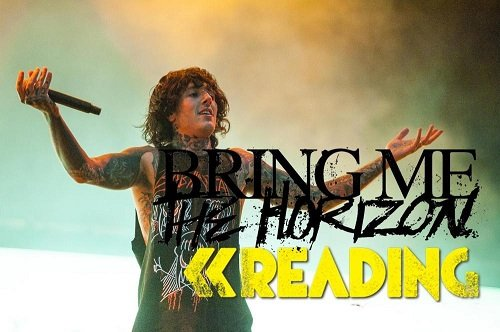 Bring Me the Horizon - Live at Reading Festival (2015)