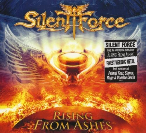 Silent Force - Rising Frоm Аshеs [Limitеd Еditiоn] (2013)