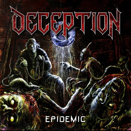 Deception - Epidemic (EP) (2019)