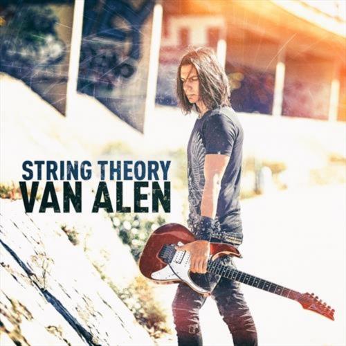 Van Alen - String Theory (EP) (2019)