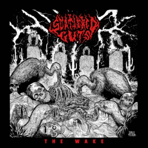 Scattered Guts - The Wake (2019)