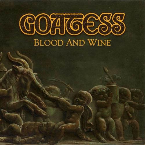 Goatess - Blood and Wine (2019)