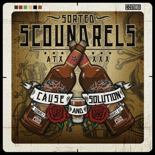 Sorted Scoundrels - Cause and Solution (2019)