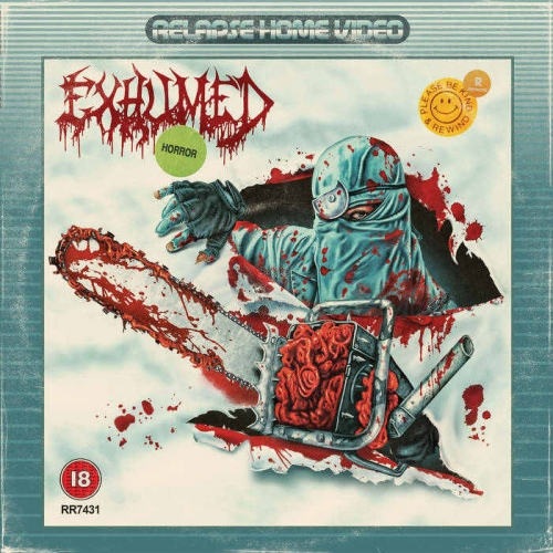 Exhumed - Horror (Limited Edition) (2019)