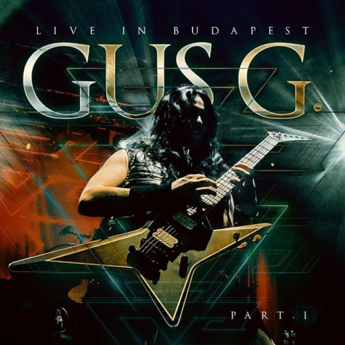 Gus G. - Live in Budapest - Part 1 (2019)